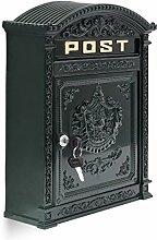 Relaxdays Briefkasten Antik Englischer
