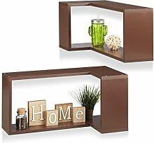 eck wandregal g nstig online kaufen lionshome. Black Bedroom Furniture Sets. Home Design Ideas