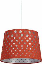 Relaxdays - Kinderzimmerlampe Sterne, hängende