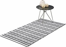 Relaxdays Teppich Läufer Flur 70x140 cm,