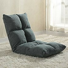 Relaxing Sofa Einstellbare Boden Stuhl Memory Foam
