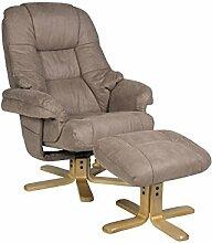 Relaxsessel 360° Fernsehsessel TV-Sessel Armlehnsessel Ruhesessel Sessel | 52855