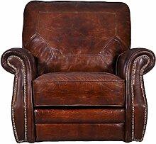 Relaxsessel Airchair Vintage Cigar Leder