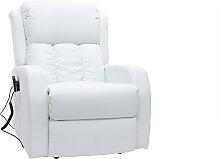 Relaxsessel elektrisch mit Massagefunktion GALLER