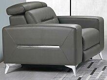 Relaxsessel Fernsehsessel elektrisch PAULY - Leder
