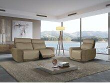 Relaxsessel Fernsehsessel elektrisch POLYEN -