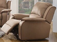 Relaxsessel Fernsehsessel HERNANI - Taupe