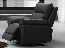 Relaxsessel Fernsehsessel PAKITA - Büffelleder -
