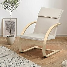 Relaxsessel Holz, Relaxstuhl inkl. abnehmbare