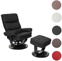 Relaxsessel HWC-C16, Fernsehsessel TV-Sessel