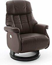Relaxsessel, Sessel, Fernsehsessel, Ledersessel, TV-Sessel, Loungesessel, Lesesessel, Funktionssessel, braun, schwarz, elektrisch, Motor, Akku