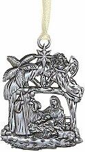Religious Christmas Ornament Christbaumschmuck,