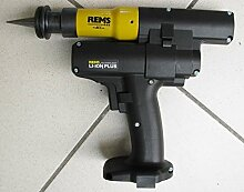 REMS Akku Ex Press Q & E Acc Nr. 575005 Rohraufweiter Expander Rohre aufweiten