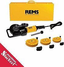 REMS-Elektrischer Rohrbieger Curvo Set 15-18-22mm