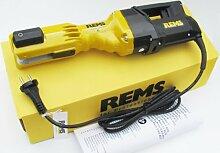 REMS Pressmaschine Power Press E SE Nr. 572100 für Pressbacke Sanitär Vorgänger