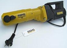 REMS Pressmaschine Power Press SE Nr. 572101 Presszange Sanitär Nachfolger E