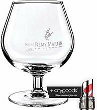 Remy Martin Glas / Gläser Cognac Schwenker selten