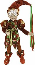 Renaissance 2000INC 40,6cm rot/grün Elf