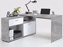 rend-moebel Schreibtisch COMPUTERTISCH