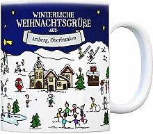 rendaffe - Arzberg Oberfranken Weihnachten
