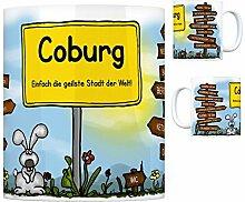 rendaffe - Coburg - Einfach die geilste Stadt der