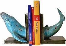 rendaffe Finnwal Buchstütze - Buchständer