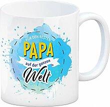 rendaffe - Für den besten Papa Kaffeebecher mit