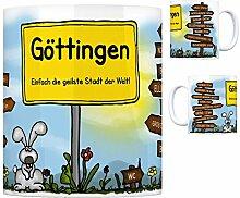 rendaffe - Göttingen - Einfach die geilste Stadt