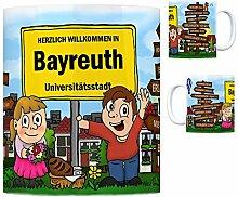 rendaffe - Herzlich Willkommen in Bayreuth