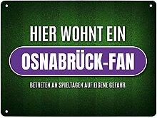 rendaffe - Hier wohnt EIN Osnabrück-Fan