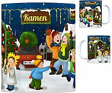 rendaffe - Kamen Westfalen Weihnachtsmarkt