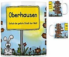 rendaffe - Oberhausen - Einfach die geilste Stadt