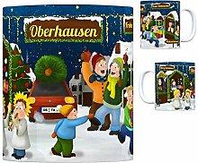 rendaffe - Oberhausen Weihnachtsmarkt Kaffeebecher