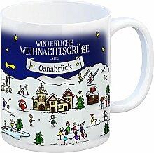 rendaffe - Osnabrück Weihnachten Kaffeebecher mit