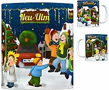 rendaffe - ULM Weihnachtsmarkt Kaffeebecher