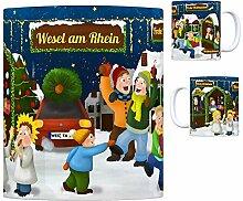 rendaffe - Wesel am Rhein Weihnachtsmarkt