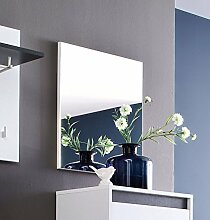 rendteam Garderobe Wandspiegel Sol, 50 x 56 x 2 cm
