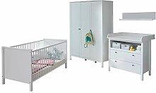 rendteam smart living Babyzimmer 4-teiliges