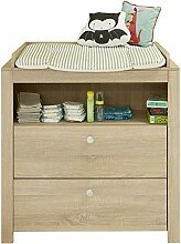 rendteam smart living Babyzimmer Wickelkommode