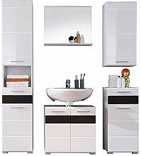 rendteam smart living Badezimmer 5-teilige Set