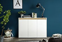 rendteam smart living Sideboard Kommode, 119 x 84