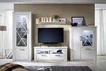rendteam smart living Wohnzimmer Anbauwand