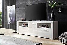 rendteam Wohnzimmer Lowboard Fernsehschrank