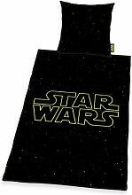 Renforcé-Kinderbettwäsche Star Wars Marken Star