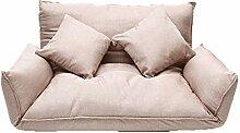 RENJUN Doppelklappsofa, Bequeme Couch, kostenlose