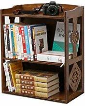 RENJUN Vintage Bücherregal Bücher Magazinablage