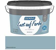Renovo Lust auf Farbe 2,5 Liter Wandfarbe