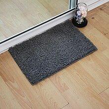 RENQINGLIN Tür Zum Schlafzimmer Teppich Pad Tür
