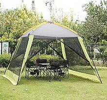 RENSHUYU 310X310CM Camping pavillon Eventzelt