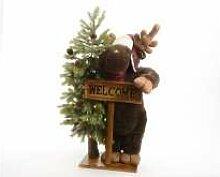 Rentier Ritta 108H C/Weihnachtsbaum + Lichterkette